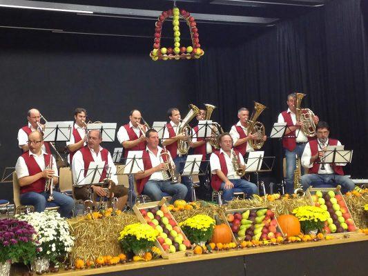 Herbstfest 2015 - die Seetal Musikanten