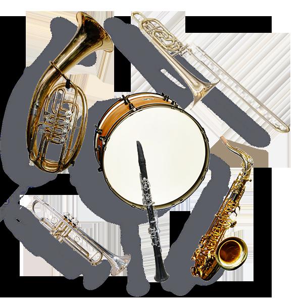 Blasmusikinstrumente Musikverein Espasingen