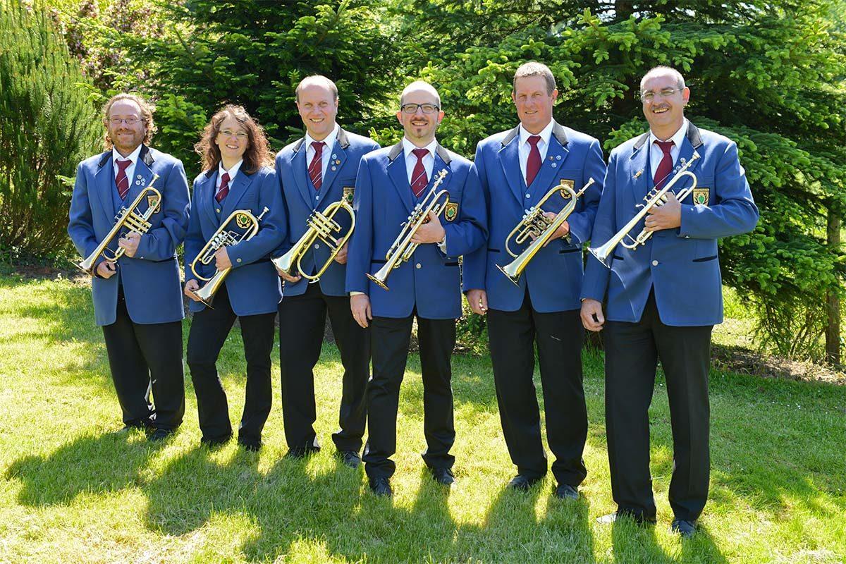 Trompeten und Fluegelhorn Register