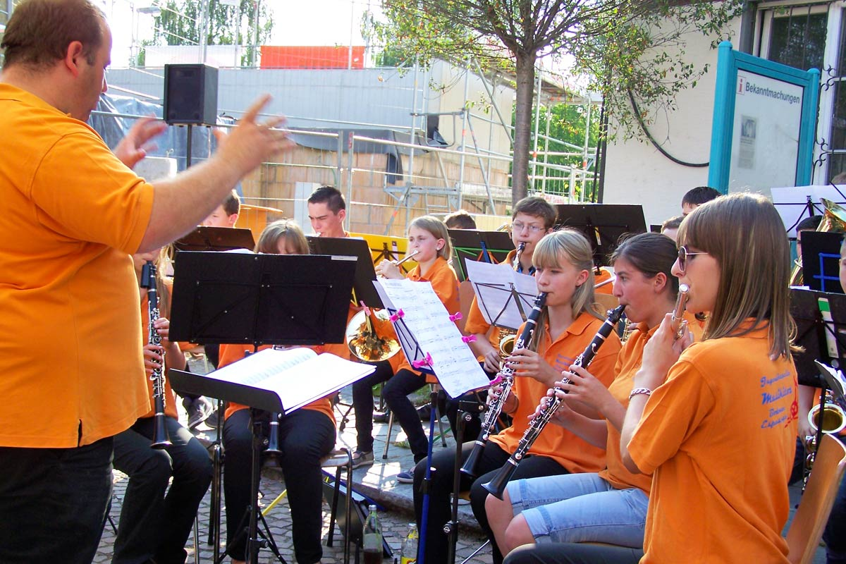 Jugendorchester Musikitos