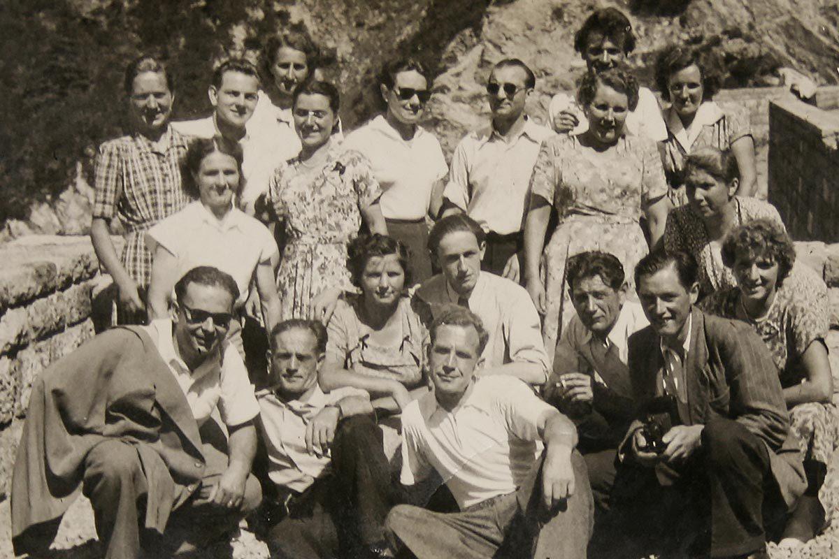 Musikverein früher – Gemeinsamer Ausflug