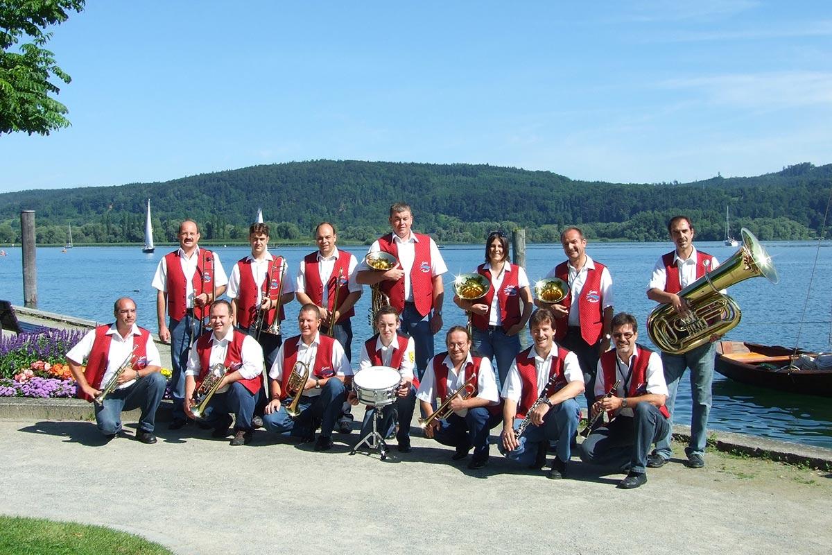 Seetal Musikanten am Bodensee