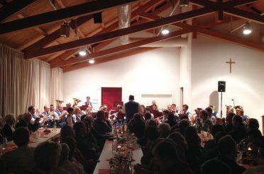 Doppelkonzert mit dem MV Nesselwangen in Nesselwangen