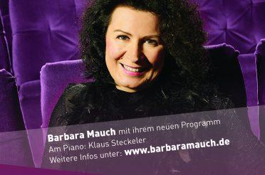 Kabarettabend mit Barbara Mauch