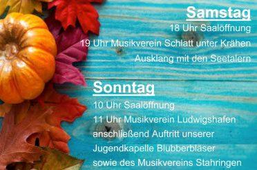 Herbstfestzeit