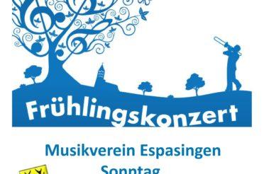 Frühlingskonzert mit Takstockübergabe – Abgesagt !